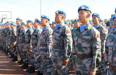 中國第九批赴南蘇丹維和部隊全部部署到位
