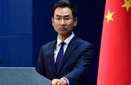外交部:敦促美方立即撤銷對臺軍售計劃