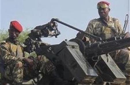 """尼日利亞安全部隊打死14名""""博科聖地""""武裝分子"""