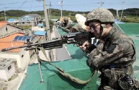韓軍叫停官兵拔草掃雪勞動 新兵種徵召無人機操作員