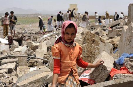 1100萬兒童陷入人間地獄!外媒:也門慘烈戰爭被遺忘