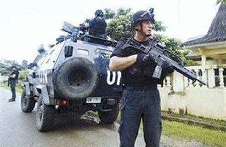 葡萄牙軍事警察總長涉嫌卷入軍火庫失竊案被捕