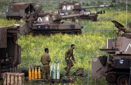 敘利亞表示將對以色列空襲採取自衛措施