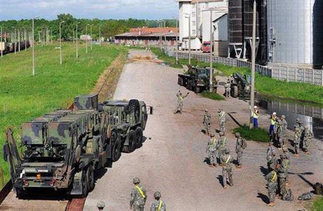 俄副外長:在波蘭建美軍基地計劃是針對俄羅斯