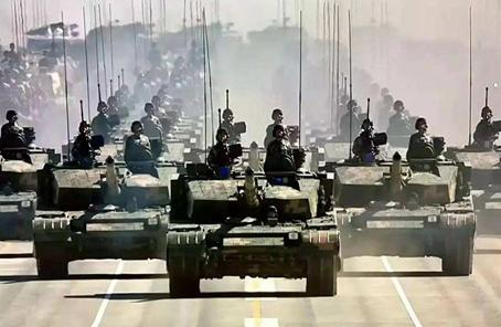 把新時代強軍事業推向新高度