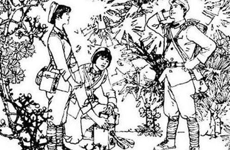 """40年,中國當代軍旅小説從""""單兵作戰""""到氣象萬千"""