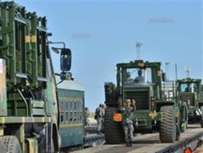 西寧聯勤保障中心深化軍民融合拓展青藏鐵路投送能力