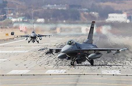 日媒:美韓大規模軍演最快或明春重啟 美已告知日本