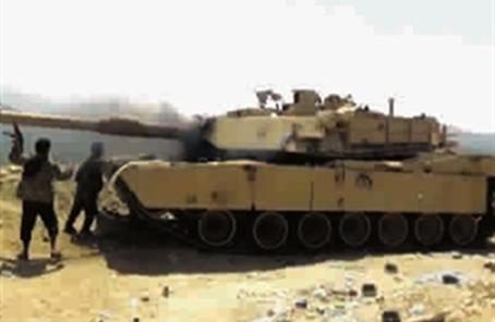 """美制最強坦克被""""拖鞋軍""""收拾了"""