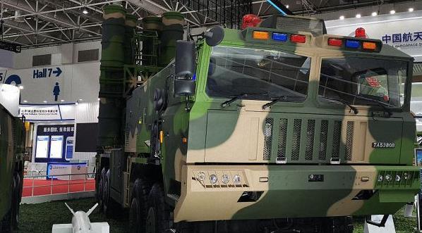 巴基斯坦紅旗-9導彈服役 遠程防空領先印度一步