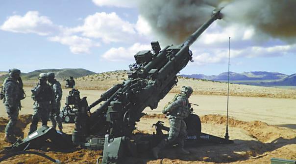 """印度軍隊在邊境不斷集結新裝備 專家:這是""""和龍王比寶""""!"""