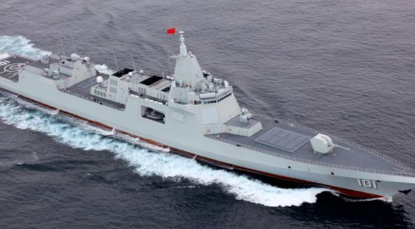 中俄軍艦繞日巡航震動美日 俄媒:是一劑重要預防針