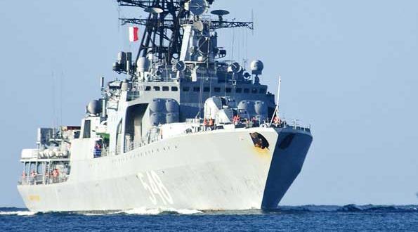 中俄海上聯合巡航結束後 日方:俄艦穿過對馬海峽駛向日本海