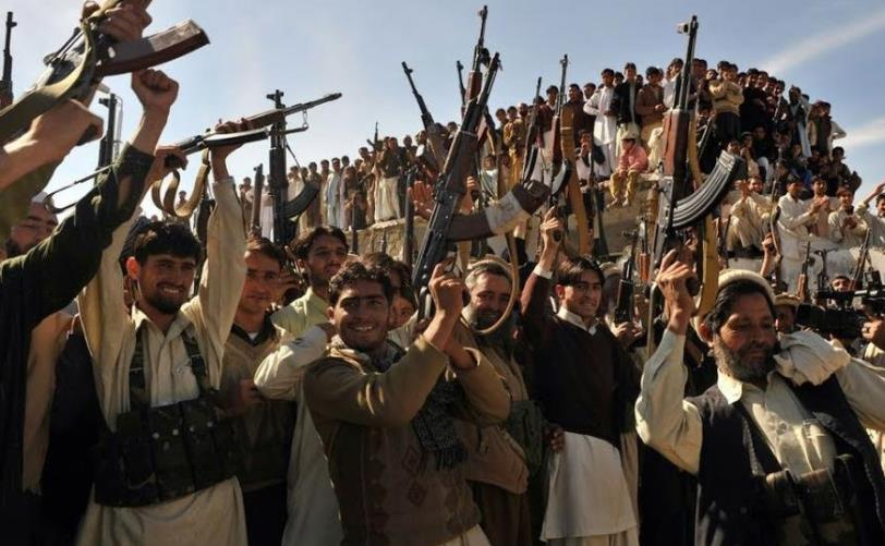 俄媒:塔利班與武裝人員在阿富汗赫拉特省發生衝突 至少17人死亡