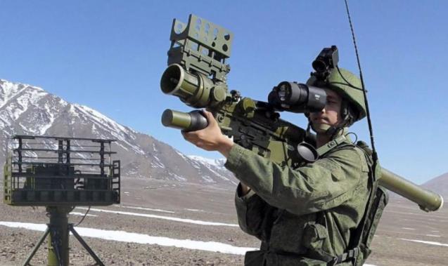 俄軍將獲得新型防空武器 防空部隊將如虎添翼