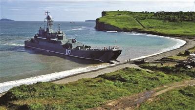 俄太平洋艦隊組建首個海軍工程兵團 提升海軍工程兵實力