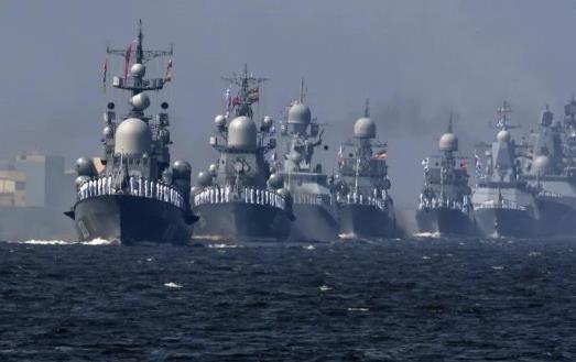 外媒:伊朗和俄羅斯軍方達成協議 加強兩國海軍合作