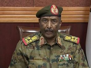 蘇丹武裝部隊總司令宣布解散主權委員會和過渡政府