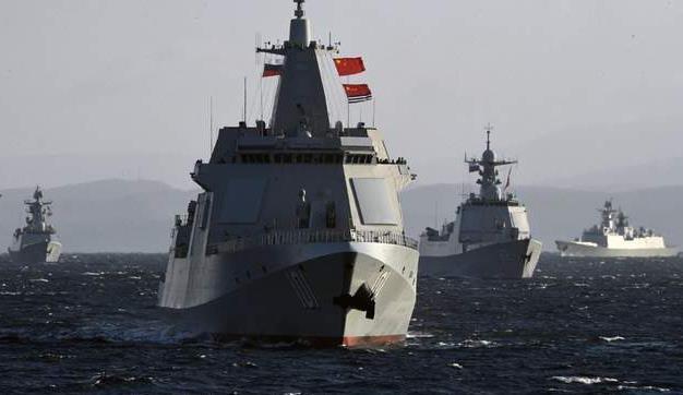 日自衛隊前官員質疑中俄艦隊繞日本航行 中國專家當面回擊:日方是否反對美軍滿世界跑?
