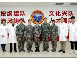 解放軍總醫院第七醫學中心:合理膳食 營養惠兵心
