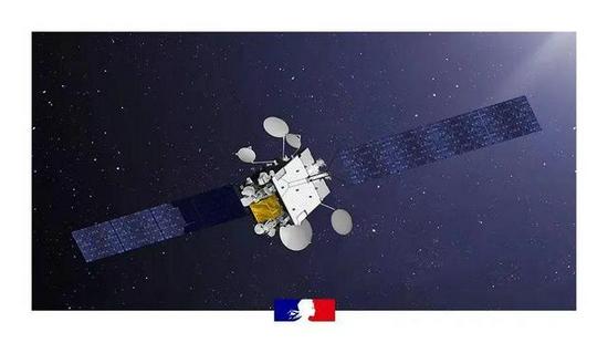 法國發射最新一代軍事通信衛星:地緣政治緊張局勢正輸出到太空