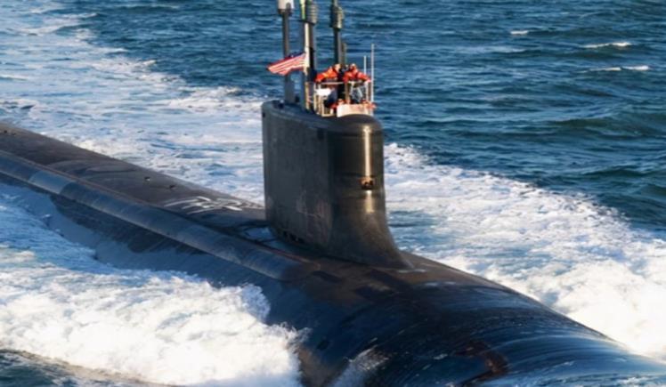 軍報評美核潛艇碰撞事故:美國是世界和平的最大破壞者