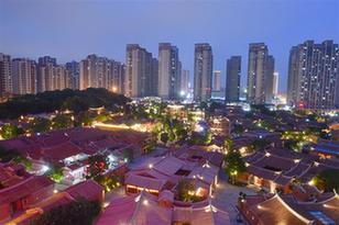 福建晉江:傳統街區保留故土氣息