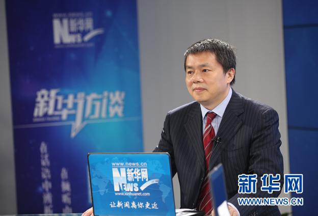 楊愛斌:為普惠金融做貢獻