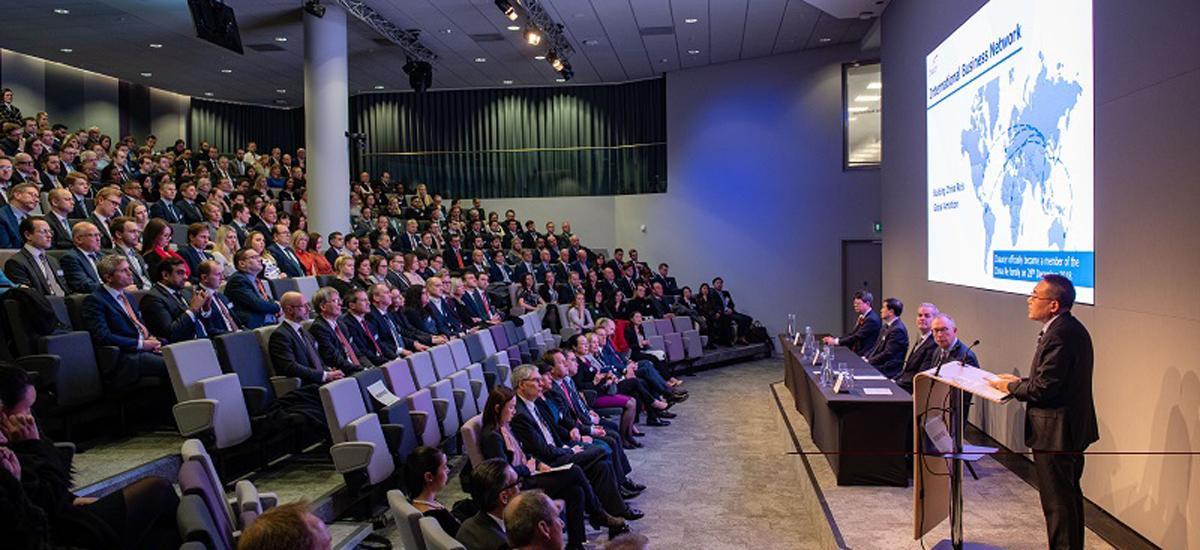 中再橋社全員大會在英國倫敦圓滿召開