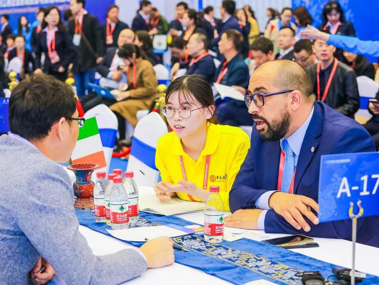 中國銀行舉辦2019工商企業跨境投資與貿易項目對接會