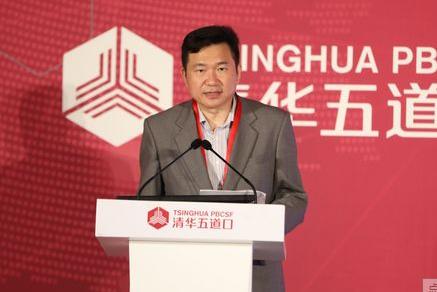 姜波:將及時更新互聯網保險監管辦法