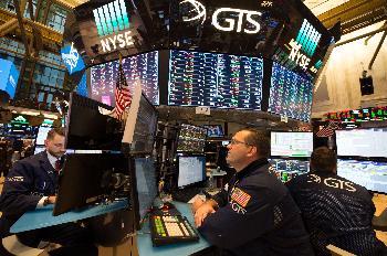 全球股市5月普跌