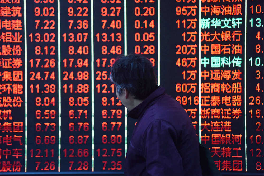 富時羅素提升A股權重 外資年內凈買入800億