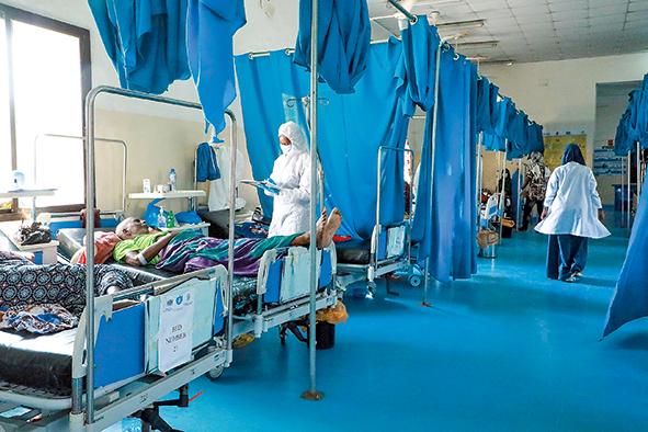 非洲新冠确诊病例超400万例