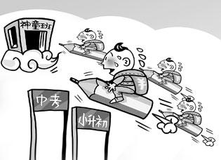 浮世繪:趕考神童班