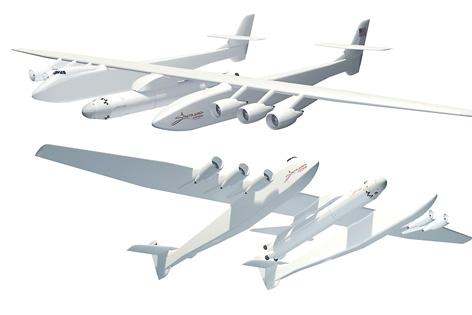 世界最大飞机明年即将试飞