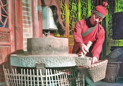 閬中古城:千年的眷戀