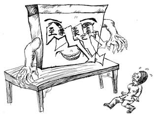 時聞笑談:專家稱炫富廣告引導畸形消費觀