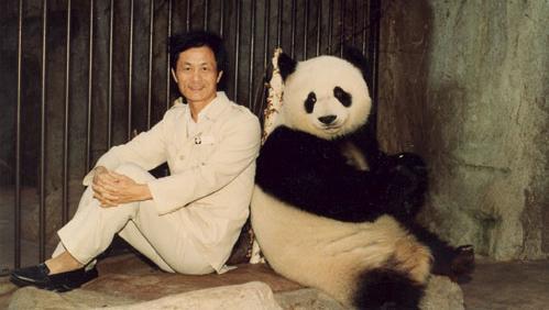 """""""熊猫爸爸""""陈玉村"""