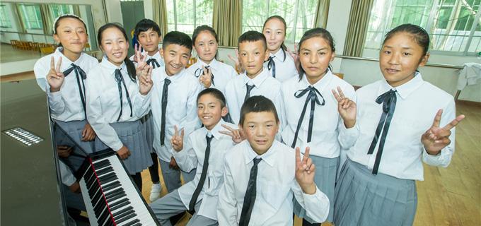 愛心西藏行第11年,I Do基金會不再獨自前行