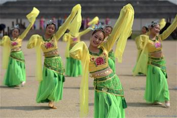 西安唐文化旅遊周開幕