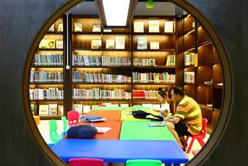 讓閱讀充實孩子們的暑假