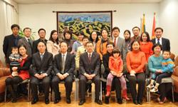 中國駐立陶宛大使館