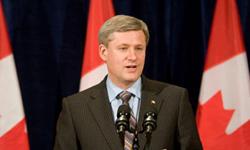 加拿大總理哈珀
