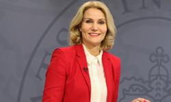 丹麥首相托寧