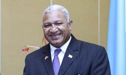 斐濟總理姆拜尼馬拉馬