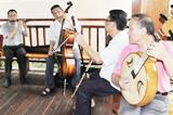 華僑新村社區居民休閒生活