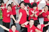 華文幼師培訓班學員排練舞蹈