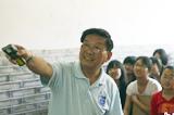 廣東好人廖樂年的教學生活