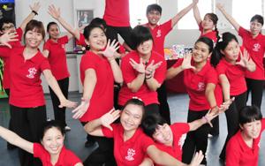 探訪海外華文幼師培訓班學員生活